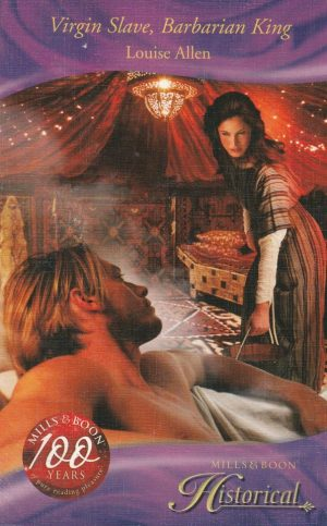 Virgin Slave , Barbarian King by Louise Allen