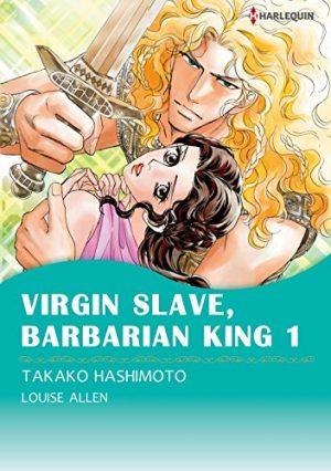 Virgin Slave, Barbarian King manga version Louise Allen