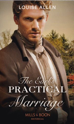 The Earl's Practical Marriage by Louise Allen