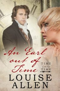 An Earl Out of Time by Louise Allen