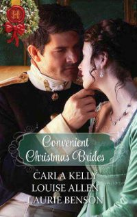 Convenient Christmas Brides by Louise Allen & others