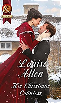 His Christmas Countess by Louise Allen