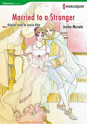 Married to a Stranger manga version by Louise Allen