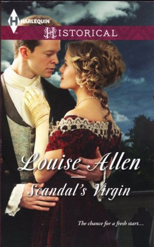 Scandal's Virgin by Louise Allen