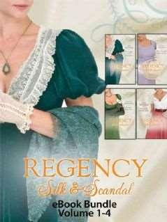 Silk & Scandal bundle 1 by Louise Allen et al