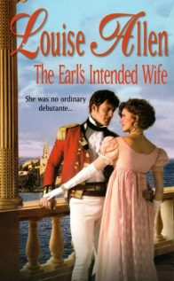 The Earl's Intended Wife by Louise Allen