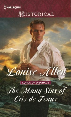 The Many Sins of Chris de Feaux by Louise Allen