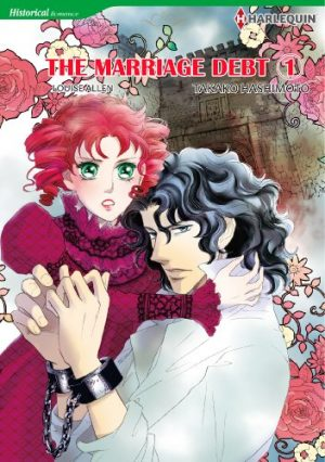 The Marriage Debt manga by Louise Allen
