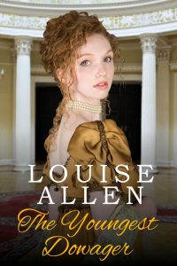 The Youngest Dowager by Louise Allen