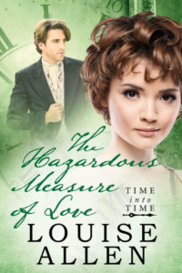 Cover for The Hazardous Measure of Love